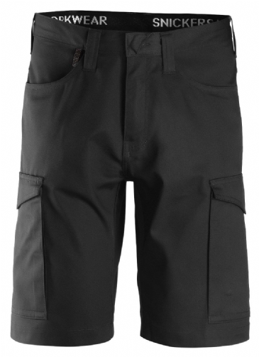 Snickers 6100 Service Shorts (Black)